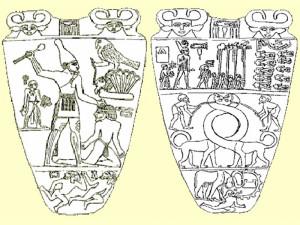 fig4 bis tav di Narmer
