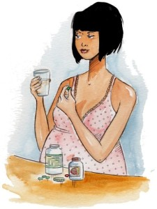 antidepressivi e gravidanza