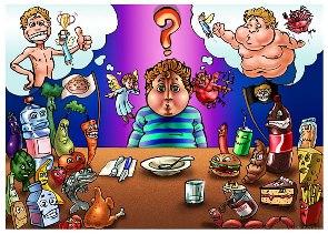 obesità nell'adoelscenza